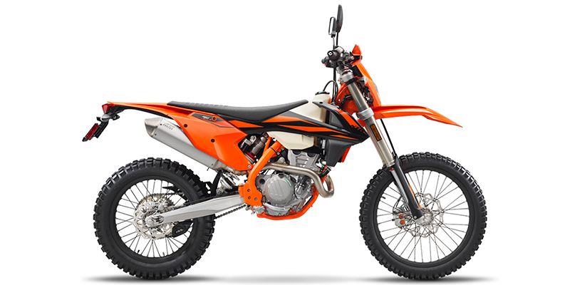 250 EXC-F at Cascade Motorsports
