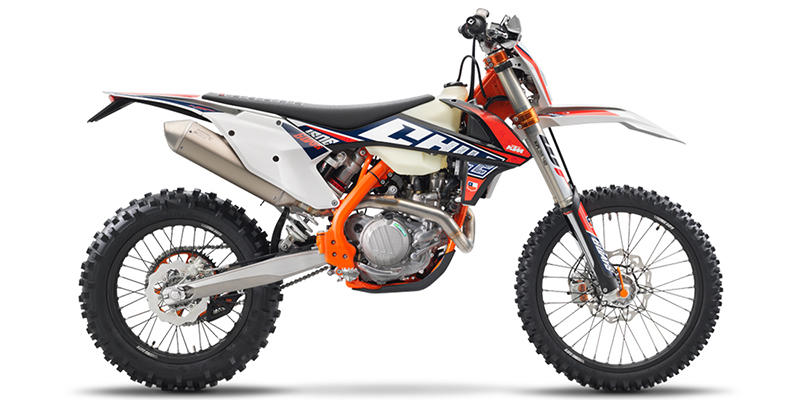 450 EXC-F Six Days at Hebeler Sales & Service, Lockport, NY 14094