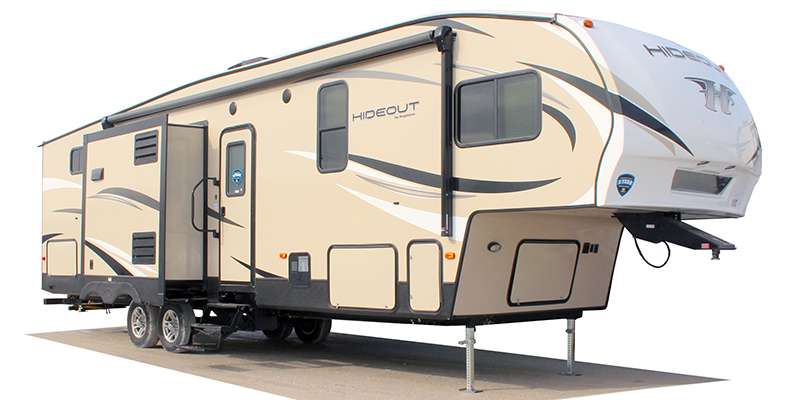 Hideout 281DBS at Youngblood Powersports RV Sales and Service