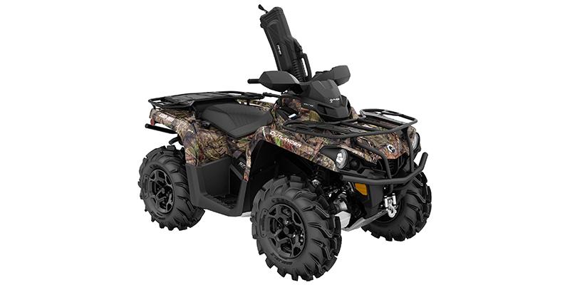 Outlander™ Mossy Oak Hunting Edition 570 at Jacksonville Powersports, Jacksonville, FL 32225