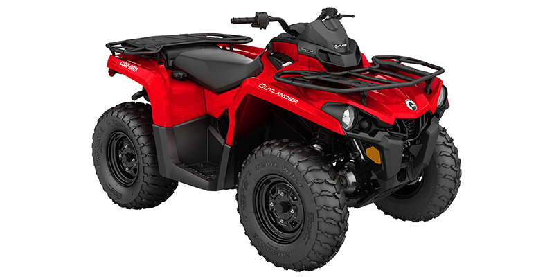 2019 Can-Am Outlander 450 $141/month at Power World Sports, Granby, CO 80446