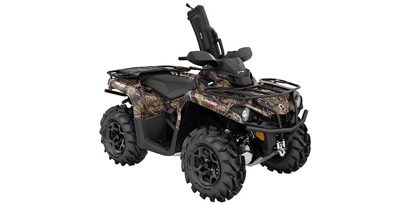 Outlander™ Mossy Oak Hunting Edition 450 at Jacksonville Powersports, Jacksonville, FL 32225
