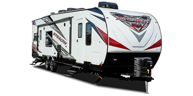 Stealth CB2116 at Youngblood Powersports RV Sales and Service