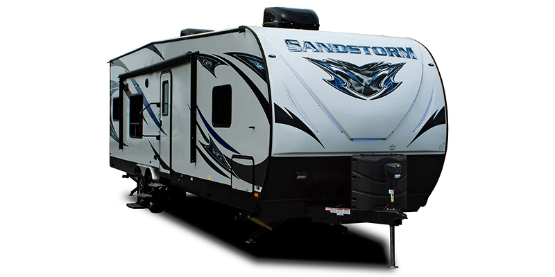 Sandstorm 282 SLR at Youngblood Powersports RV Sales and Service