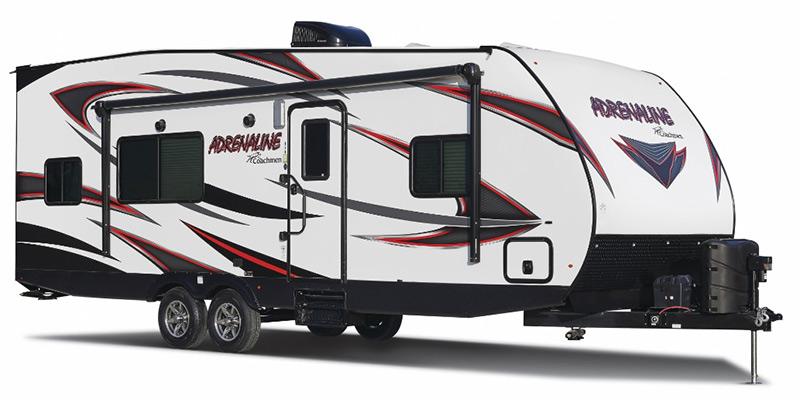 Adrenaline 19CB at Campers RV Center, Shreveport, LA 71129