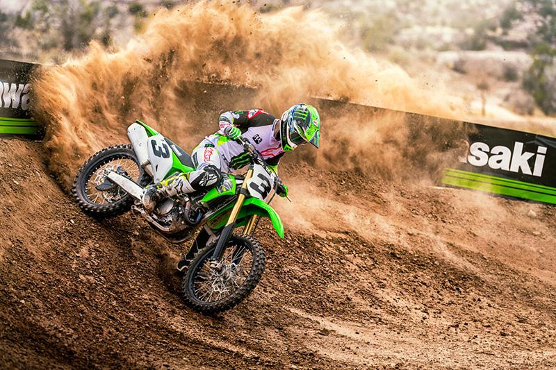 2019 Kawasaki KX 450 at Ride Center USA