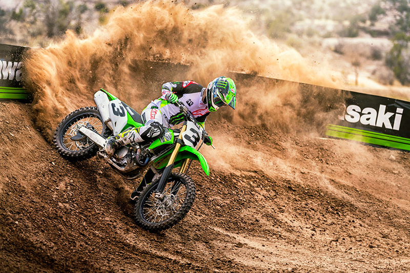 2019 Kawasaki KX 450 at Hebeler Sales & Service, Lockport, NY 14094