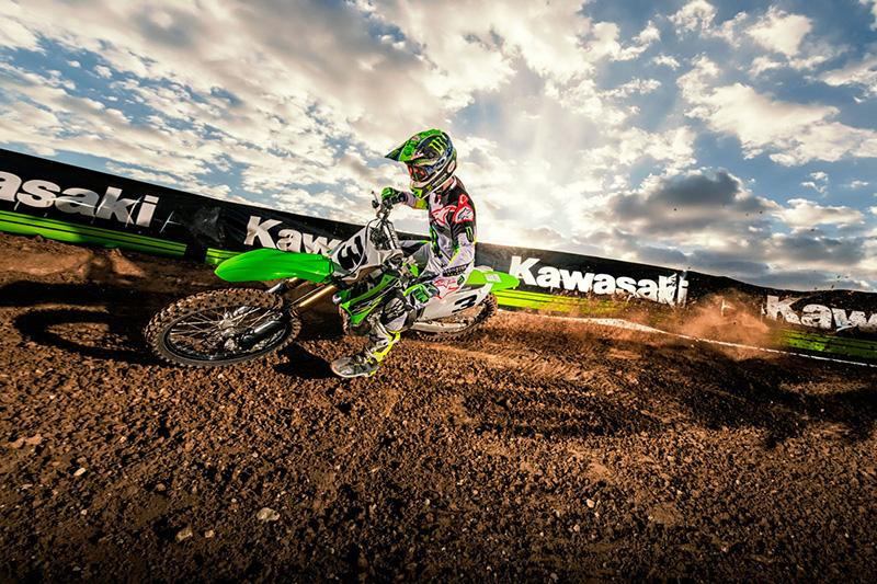 2019 Kawasaki KX™ 450 at Lynnwood Motoplex, Lynnwood, WA 98037