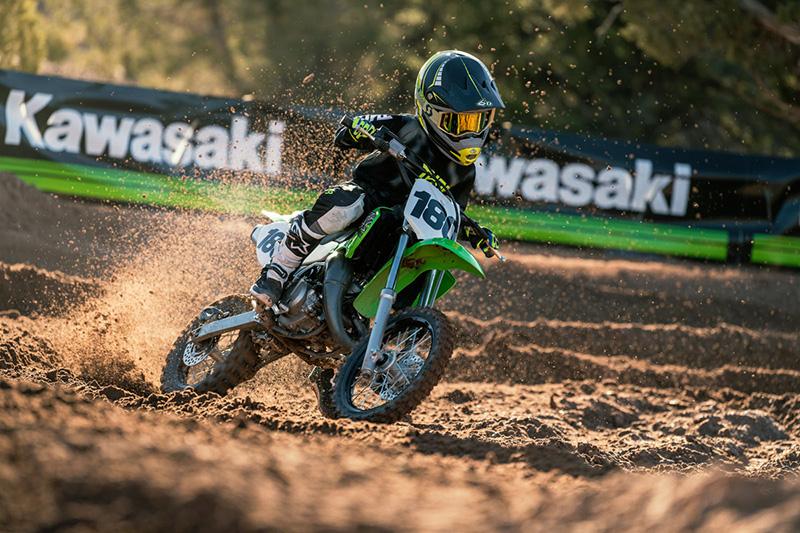 2019 Kawasaki KX™ 65 at Kawasaki Yamaha of Reno, Reno, NV 89502