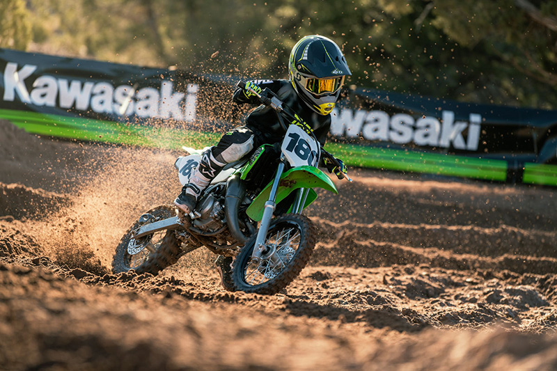 2019 Kawasaki KX 65 at Hebeler Sales & Service, Lockport, NY 14094
