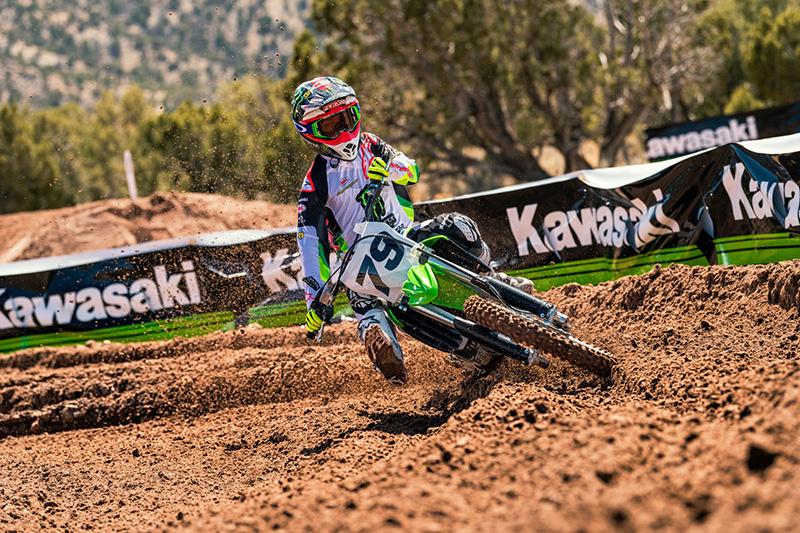 2019 Kawasaki KX™ 100 at Kawasaki Yamaha of Reno, Reno, NV 89502