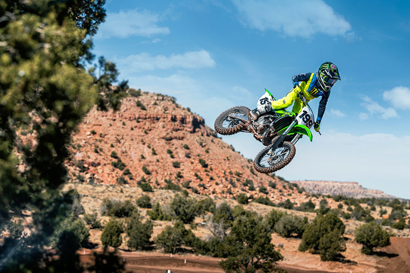 2019 Kawasaki KX 85 at Hebeler Sales & Service, Lockport, NY 14094