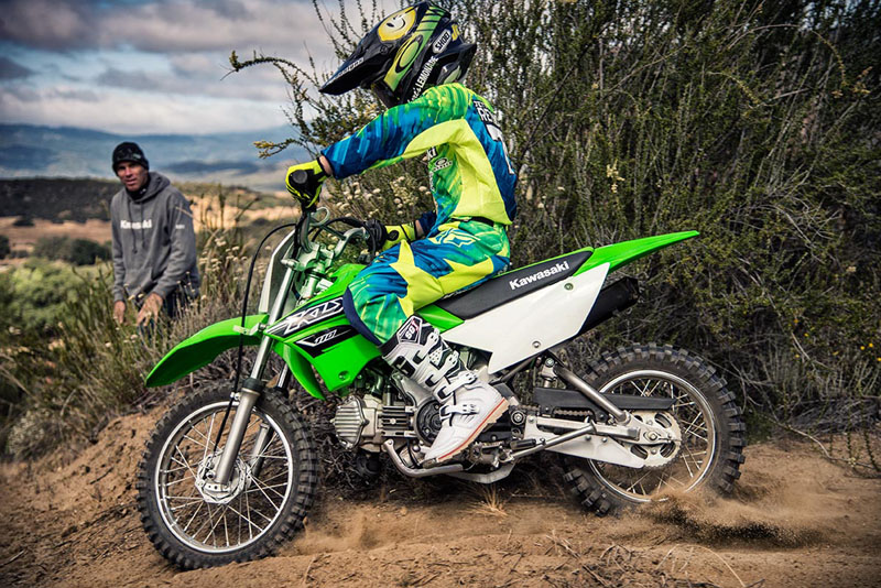 2019 Kawasaki KLX 110 at Hebeler Sales & Service, Lockport, NY 14094