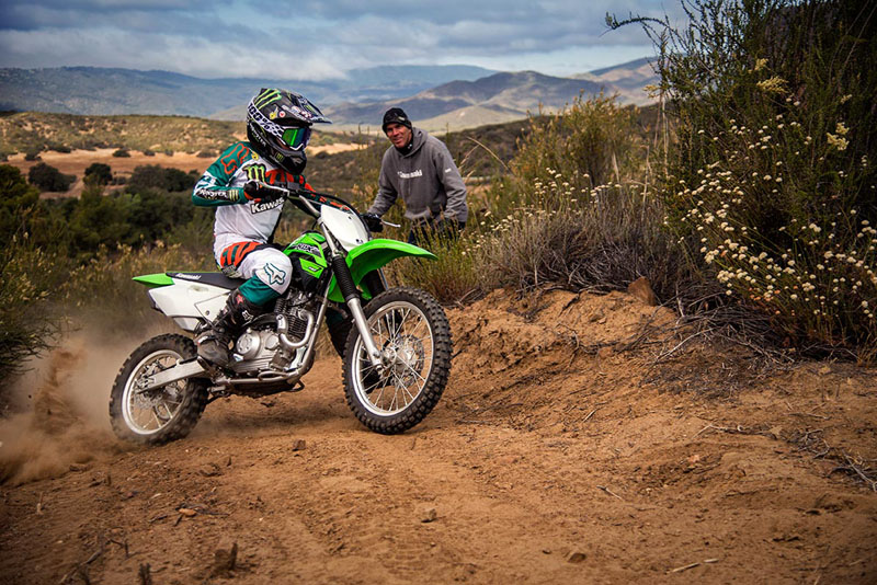 2019 Kawasaki KLX 140 at Ride Center USA