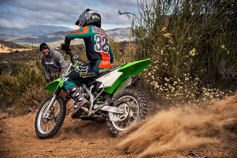 2019 Kawasaki KLX 140 at Rod's Ride On Powersports, La Crosse, WI 54601
