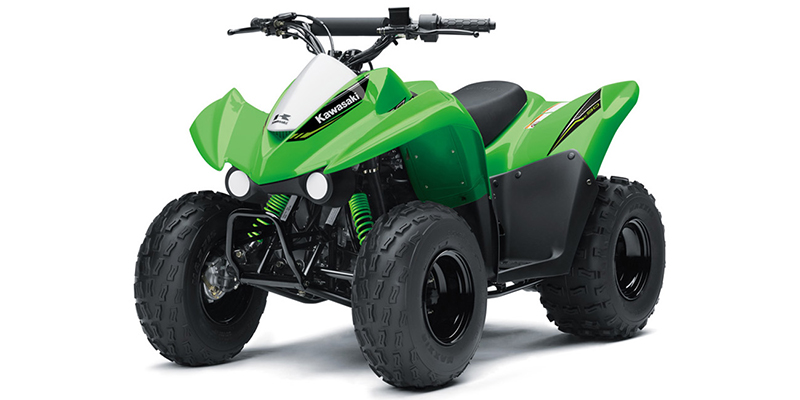 2019 Kawasaki KFX® 90 at Hebeler Sales & Service, Lockport, NY 14094