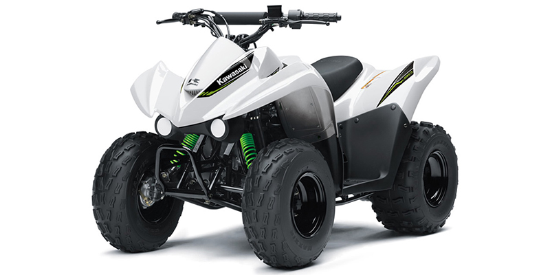 2019 Kawasaki KFX 90 at Ride Center USA