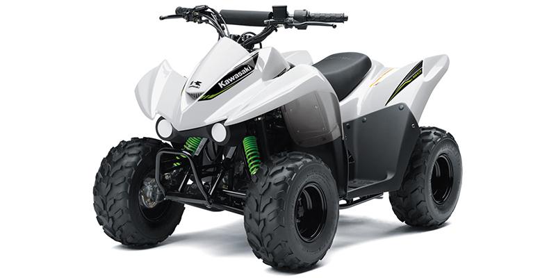 2019 Kawasaki KFX® 50 at Kawasaki Yamaha of Reno, Reno, NV 89502