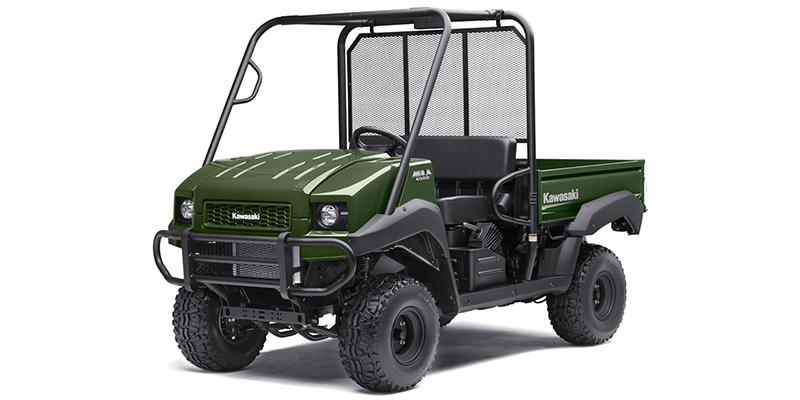 2019 Kawasaki Mule 4000 at Jacksonville Powersports, Jacksonville, FL 32225