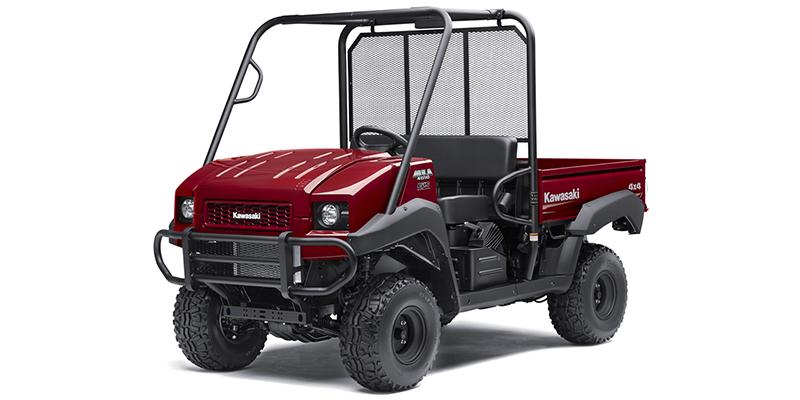 2019 Kawasaki Mule 4010 4x4 at Jacksonville Powersports, Jacksonville, FL 32225