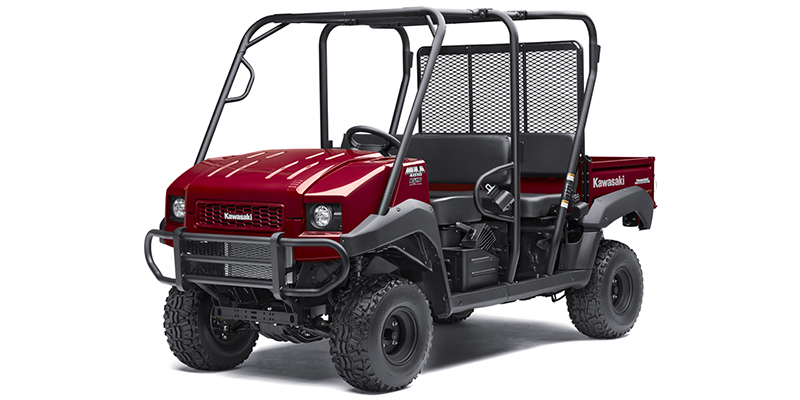 2019 Kawasaki Mule™ 4010 Trans4x4® at Hebeler Sales & Service, Lockport, NY 14094