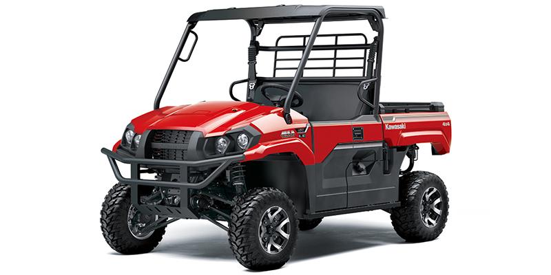 2019 Kawasaki Mule™ PRO-MX™ EPS LE at Hebeler Sales & Service, Lockport, NY 14094