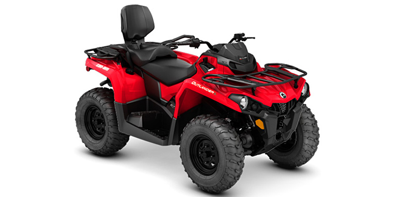 2019 Can-Am™ Outlander™ MAX 570 at Power World Sports, Granby, CO 80446
