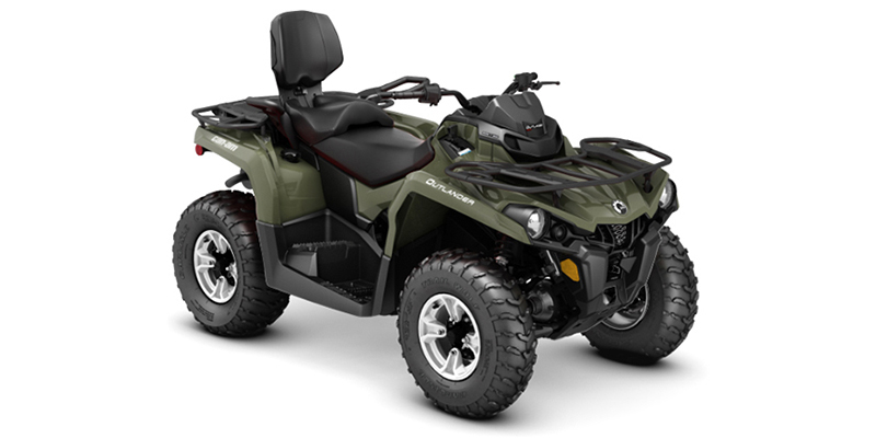 2019 Can-Am Outlander MAX 450 DPS $180/month at Power World Sports, Granby, CO 80446