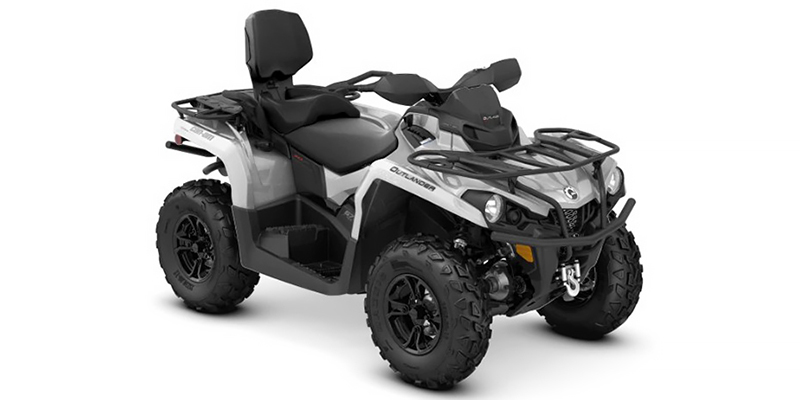 2019 Can-Am Outlander MAX XT 570 at Riderz