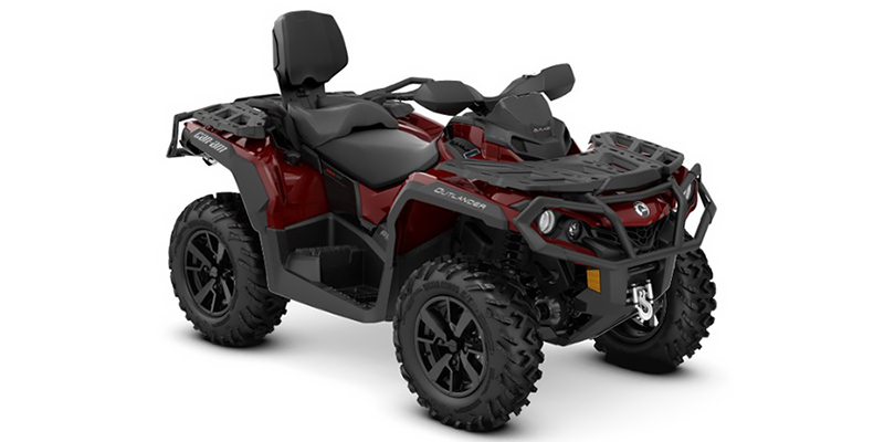 2019 Can-Am Outlander MAX XT 650 at Riderz
