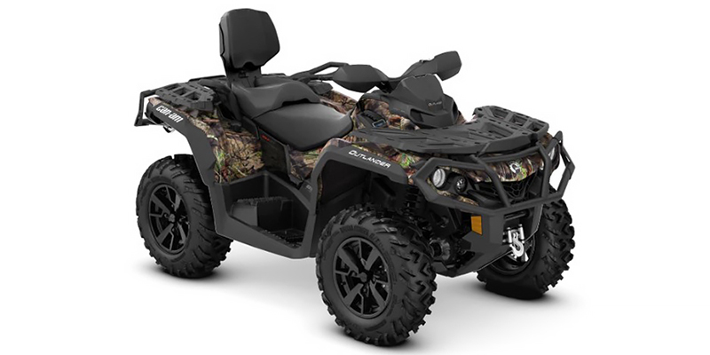 2019 Can-Am™ Outlander MAX XT 850 $262/month at Power World Sports, Granby, CO 80446