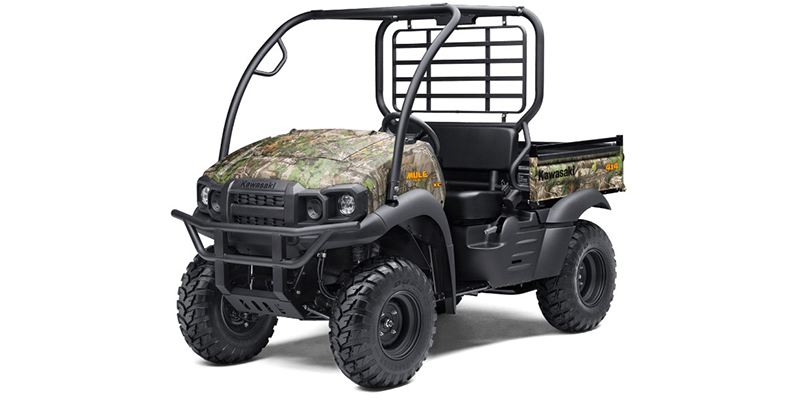 Mule SX™ 4x4 XC Camo at Hebeler Sales & Service, Lockport, NY 14094