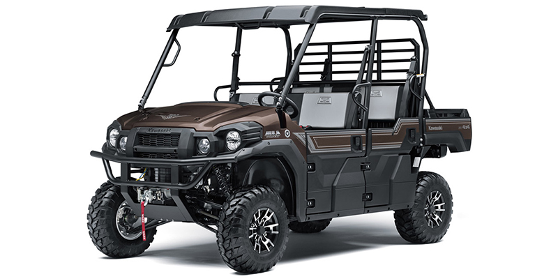 2019 Kawasaki Mule PRO-FXT Ranch Edition at Rod's Ride On Powersports, La Crosse, WI 54601
