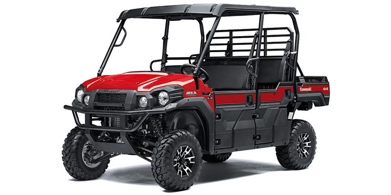 2019 Kawasaki Mule PRO-FXT EPS LE at Hebeler Sales & Service, Lockport, NY 14094