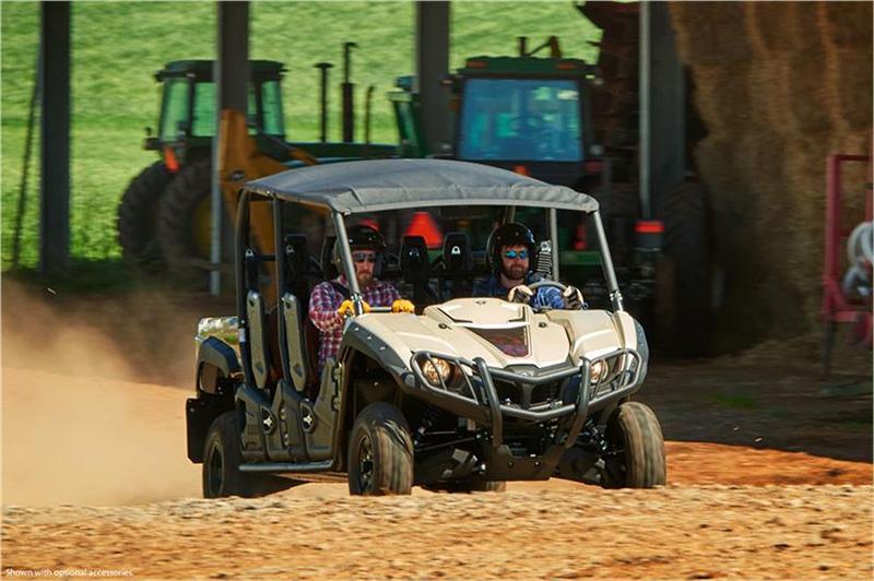 2019 Yamaha Viking VI EPS Ranch Edition at ATVs and More