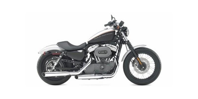 2007 Harley Davidson Sportster 1200 Nightster Bud S Harley Davidson