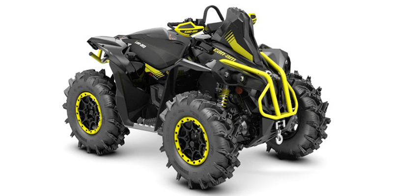 2019 Can-Am Renegade 1000R X mr at Riderz
