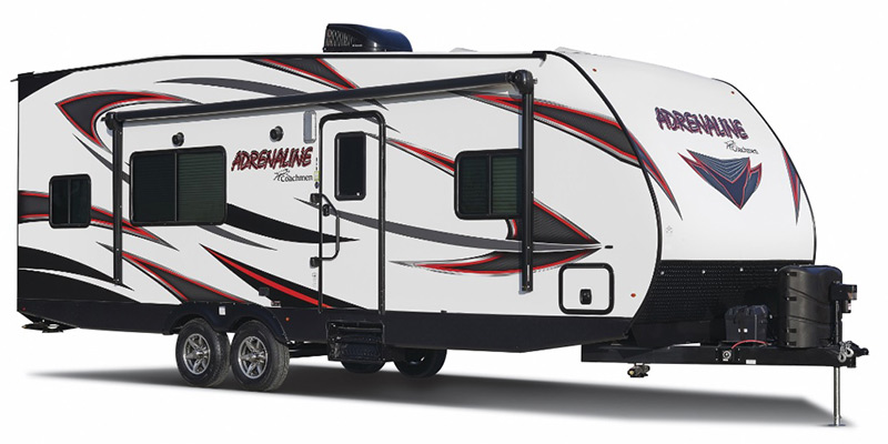 Adrenaline 25QB at Campers RV Center, Shreveport, LA 71129