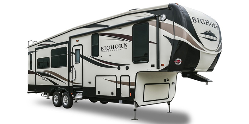 Bighorn Traveler BHTR 37 SS at Youngblood Powersports RV Sales and Service
