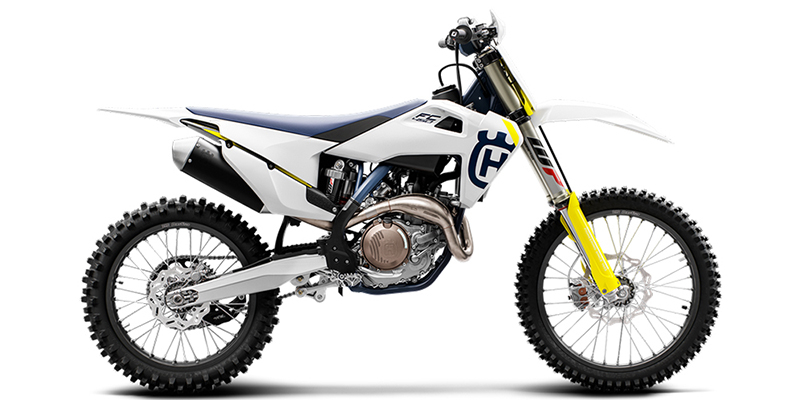 2019 Husqvarna FC 450 $222/month at Power World Sports, Granby, CO 80446