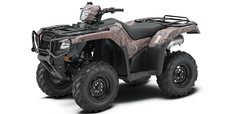 2019 Honda FourTrax Foreman® Rubicon 4x4 EPS at Kent Powersports of Austin, Kyle, TX 78640