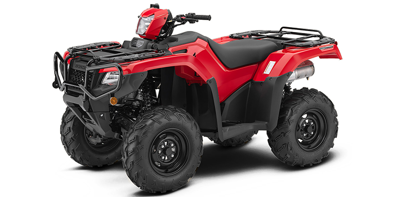 2019 Honda FourTrax Foreman Rubicon 4x4 EPS at Sloan's Motorcycle, Murfreesboro, TN, 37129
