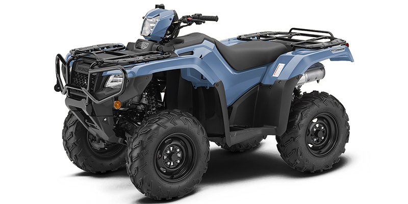 FourTrax Foreman® Rubicon 4x4 EPS at Genthe Honda Powersports, Southgate, MI 48195
