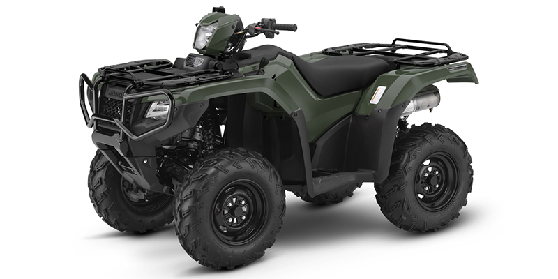 2019 Honda FourTrax Foreman® Rubicon 4x4 Automatic DCT EPS at Kent Powersports of Austin, Kyle, TX 78640