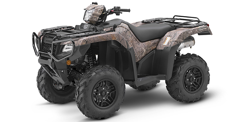 2019 Honda FourTrax Foreman® Rubicon 4x4 Automatic DCT EPS Deluxe at Kent Powersports of Austin, Kyle, TX 78640