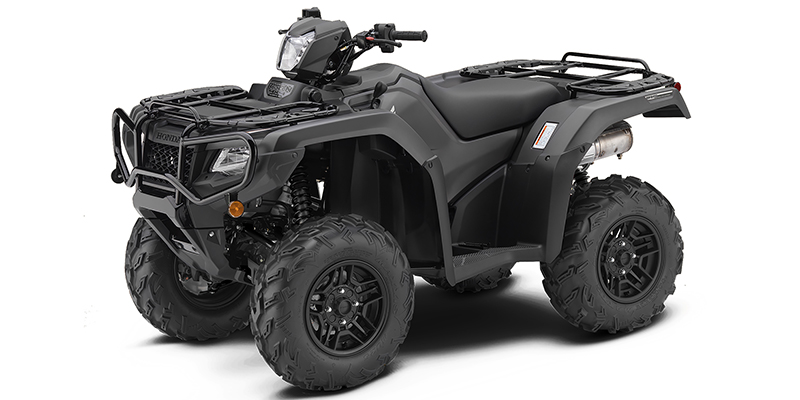 2019 Honda FourTrax Foreman Rubicon 4x4 Automatic DCT EPS Deluxe at Nishna Valley Cycle, Atlantic, IA 50022