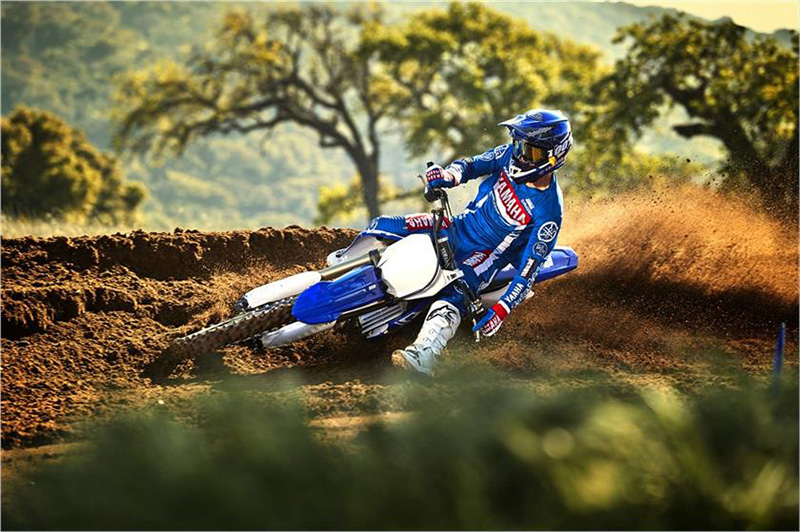 2020 Yamaha YZ 250F at Sloans Motorcycle ATV, Murfreesboro, TN, 37129