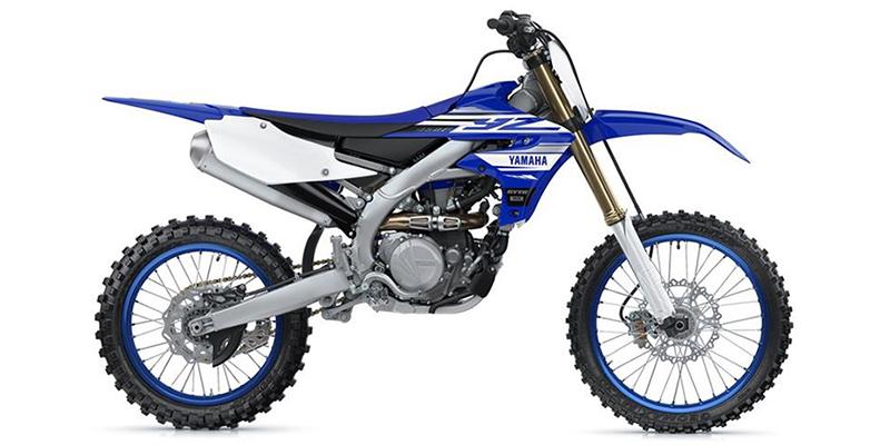 2019 Yamaha YZ 450F at Kent Powersports, North Selma, TX 78154
