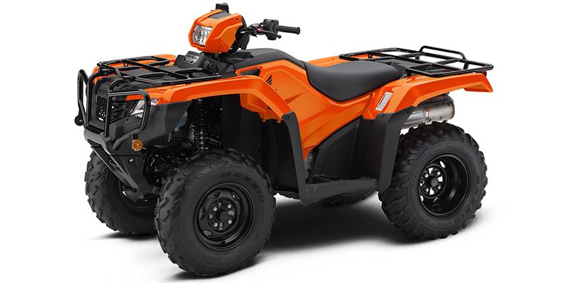 2019 Honda FourTrax Foreman® 4x4 ES EPS at Kent Powersports of Austin, Kyle, TX 78640