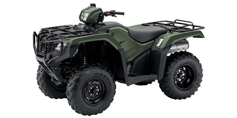 2020 Honda FourTrax Foreman® 4x4 at Sloans Motorcycle ATV, Murfreesboro, TN, 37129